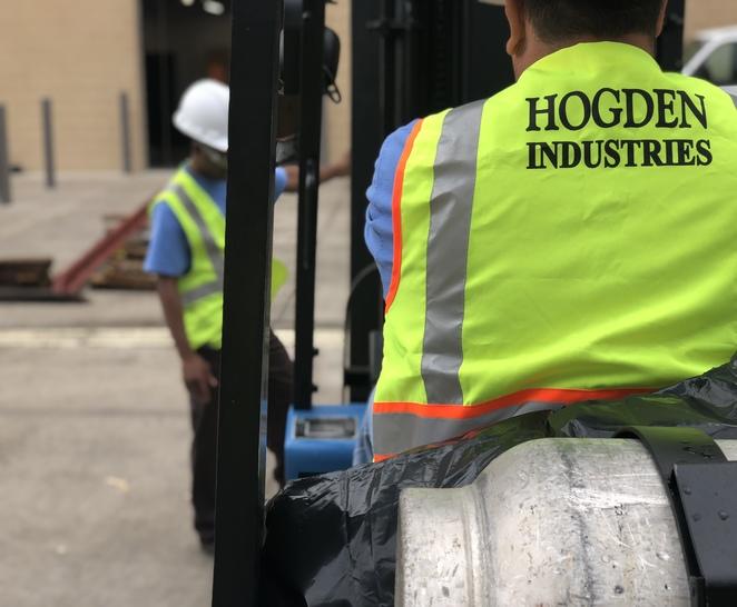Hogden Forklift